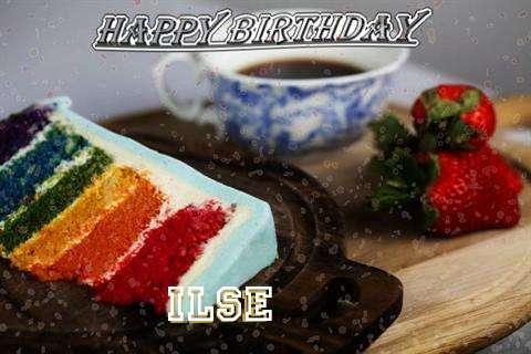 Happy Birthday Wishes for Ilse