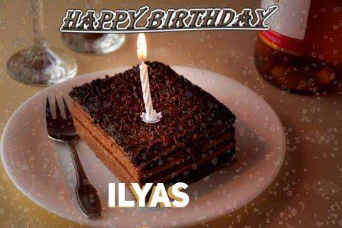 Happy Birthday Ilyas