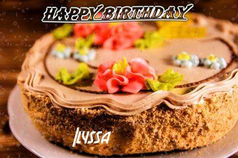 Birthday Images for Ilyssa