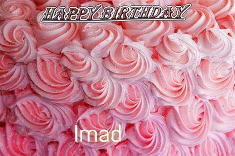 Imad Birthday Celebration