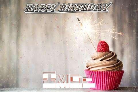 Happy Birthday to You Imad
