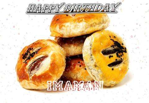 Happy Birthday to You Imaman
