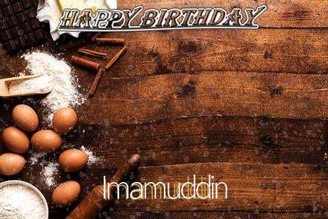 Birthday Images for Imamuddin
