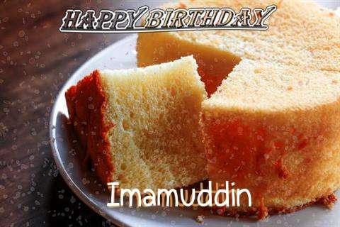 Imamuddin Birthday Celebration