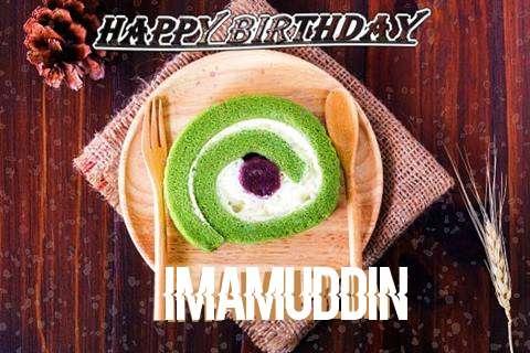 Wish Imamuddin