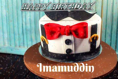 Happy Birthday Cake for Imamuddin