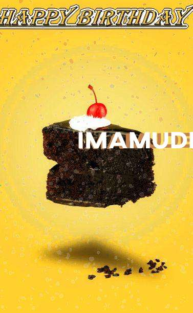 Happy Birthday Imamudeen