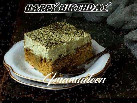 Imamudeen Birthday Celebration