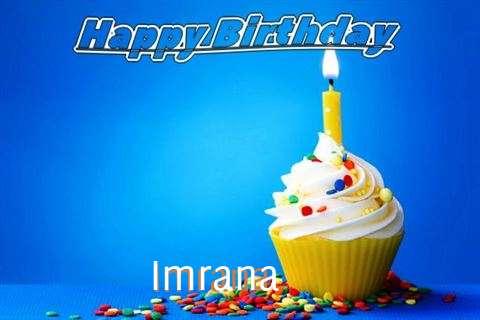 Birthday Images for Imrana