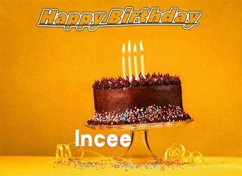 Happy Birthday Incee