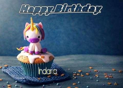 Happy Birthday Indara