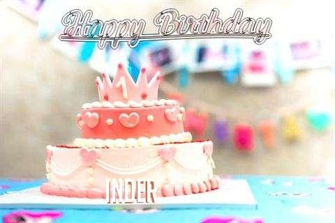 Inder Cakes