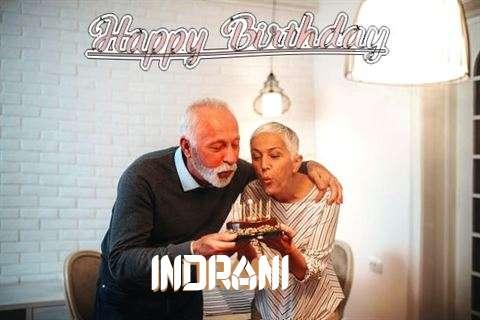 Indrani Birthday Celebration