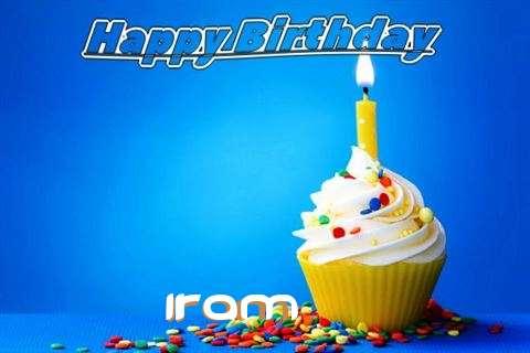 Birthday Images for Iram