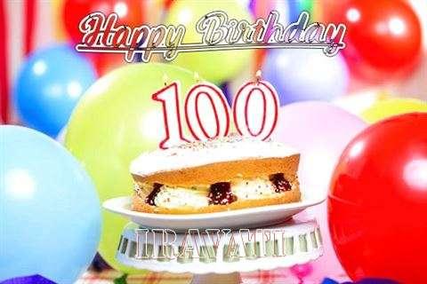 Happy Birthday Iravati