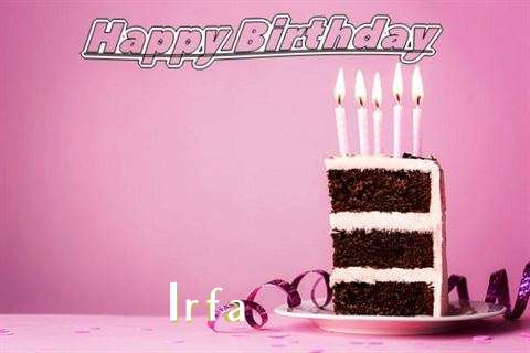 Irfa Cakes