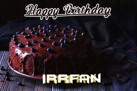 Happy Birthday Cake for Irrfan