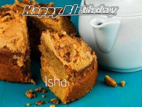 Happy Birthday Isha