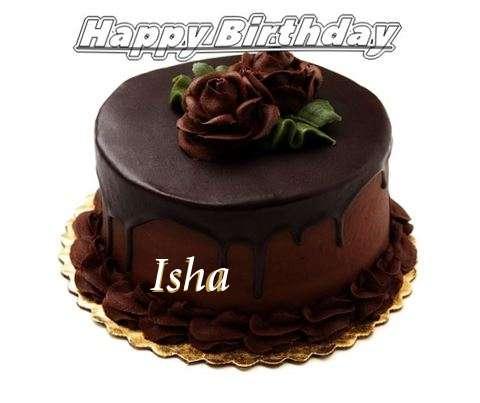 Birthday Images for Isha