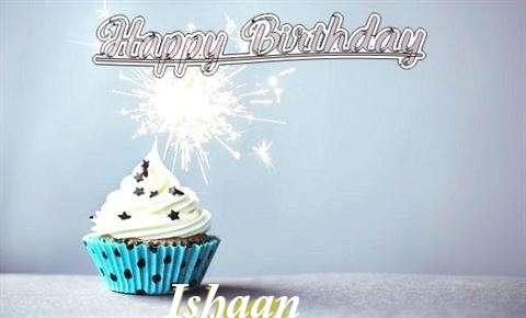 Happy Birthday to You Ishaan