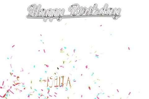 Happy Birthday to You Ishita