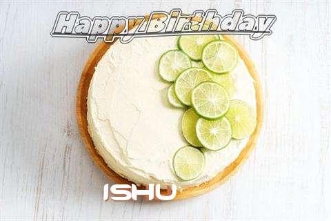 Happy Birthday to You Ishu