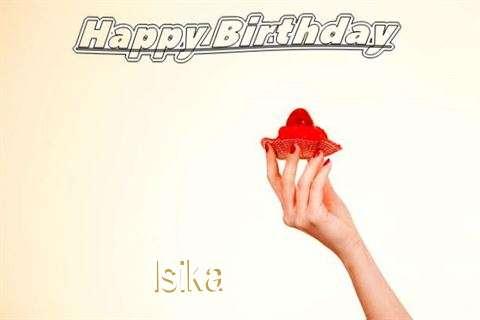 Happy Birthday to You Isika