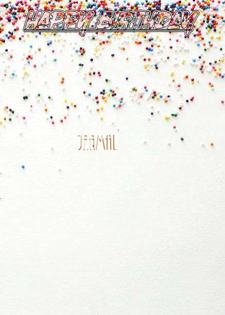 Happy Birthday Jaamal