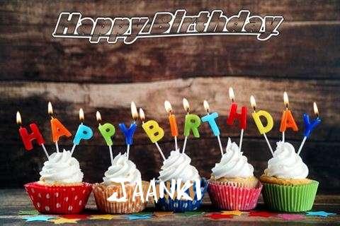 Happy Birthday Jaanki Cake Image