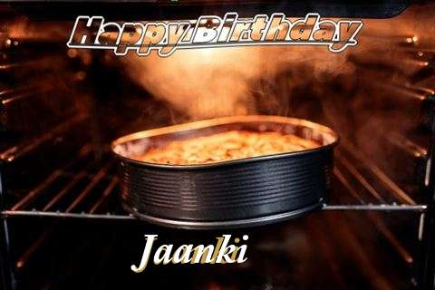 Happy Birthday Wishes for Jaanki