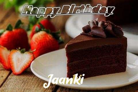 Happy Birthday to You Jaanki