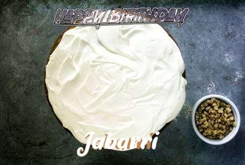 Birthday Wishes with Images of Jabarri