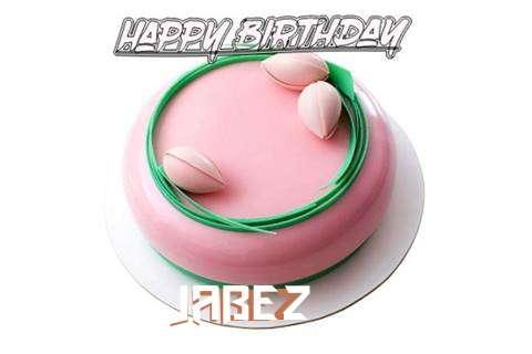 Happy Birthday Cake for Jabez