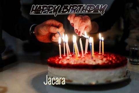 Jacara Cakes