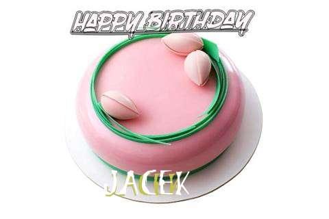 Happy Birthday Cake for Jacek