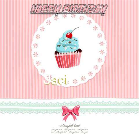 Happy Birthday to You Jaci
