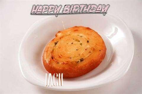 Happy Birthday Cake for Jacie