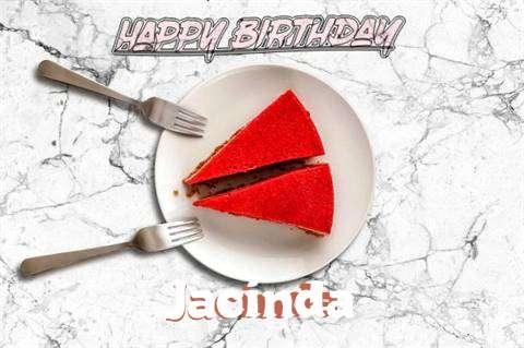 Happy Birthday Jacinda