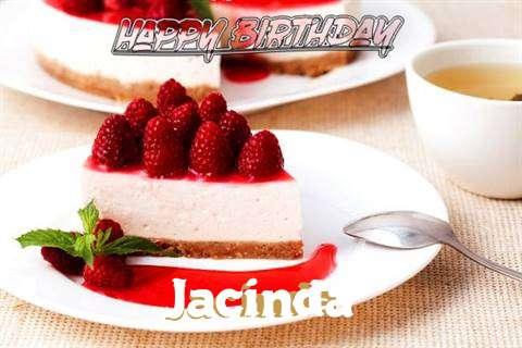 Birthday Wishes with Images of Jacinda