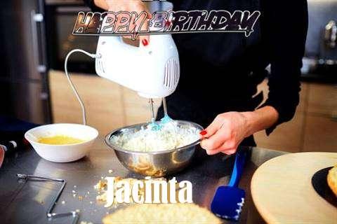 Happy Birthday Jacinta