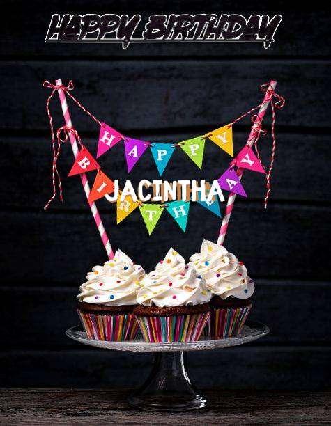 Happy Birthday Jacintha