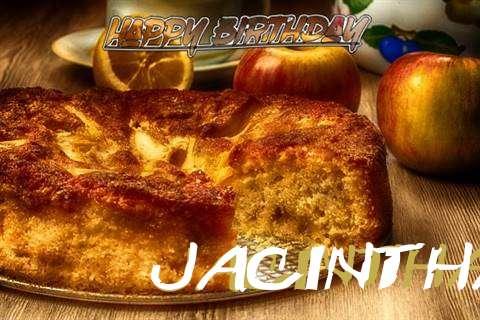 Happy Birthday Wishes for Jacintha