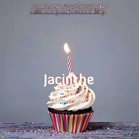 Happy Birthday to You Jacinthe
