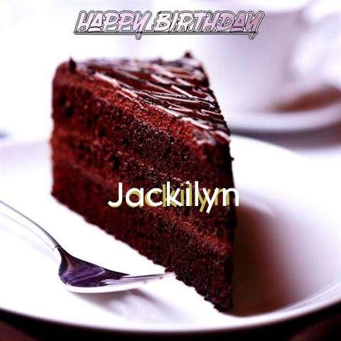 Happy Birthday Jackilyn