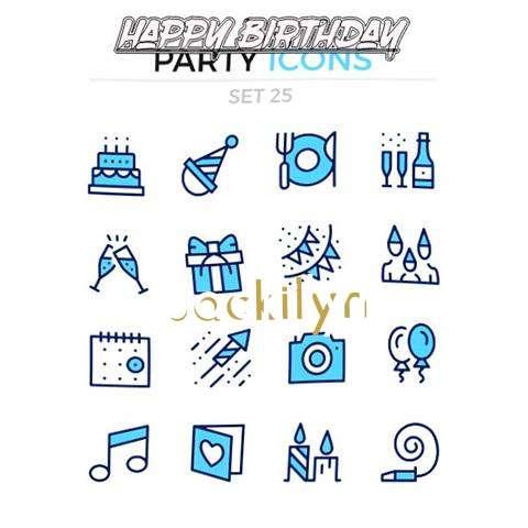 Happy Birthday Wishes for Jackilyn