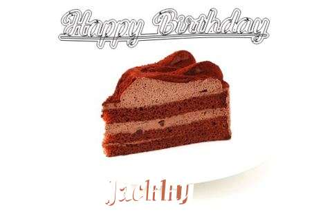 Happy Birthday Wishes for Jackky