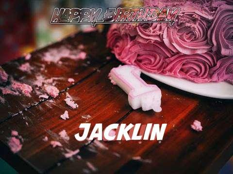 Jacklin Birthday Celebration