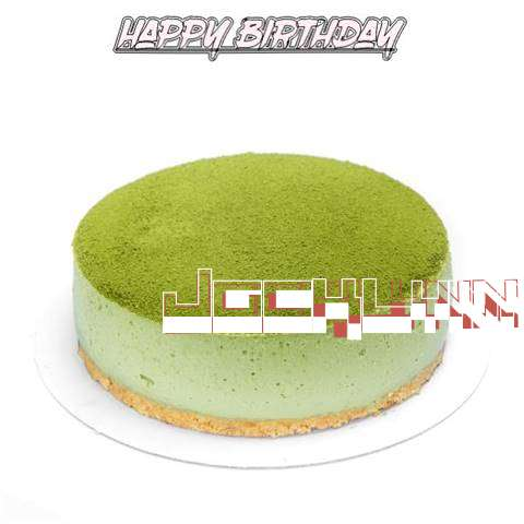Happy Birthday Cake for Jacklynn