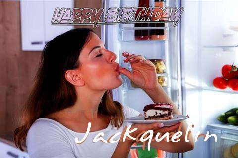 Happy Birthday to You Jackquelin