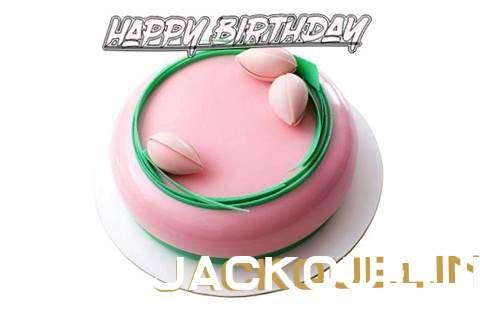 Happy Birthday Cake for Jackquelin